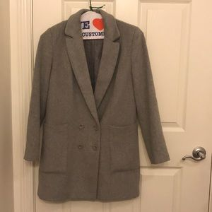 Pea Coat : Forever 21 , Size S